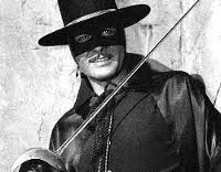 Personagem Zorro